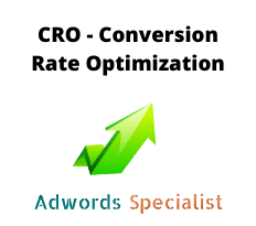 CRO Conversion Rate Optimization
