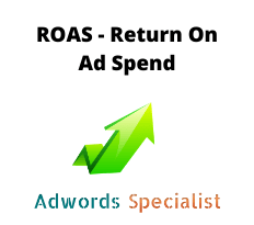 ROAS Return On Ad Spend
