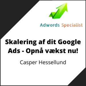 Skalering af dit Google Ads