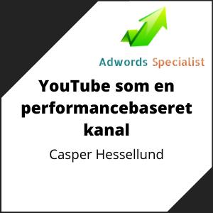 YouTube som en performancebaseret kanal