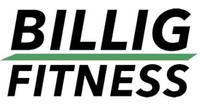 Billig fitness logo